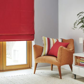 roman bi fold door blinds
