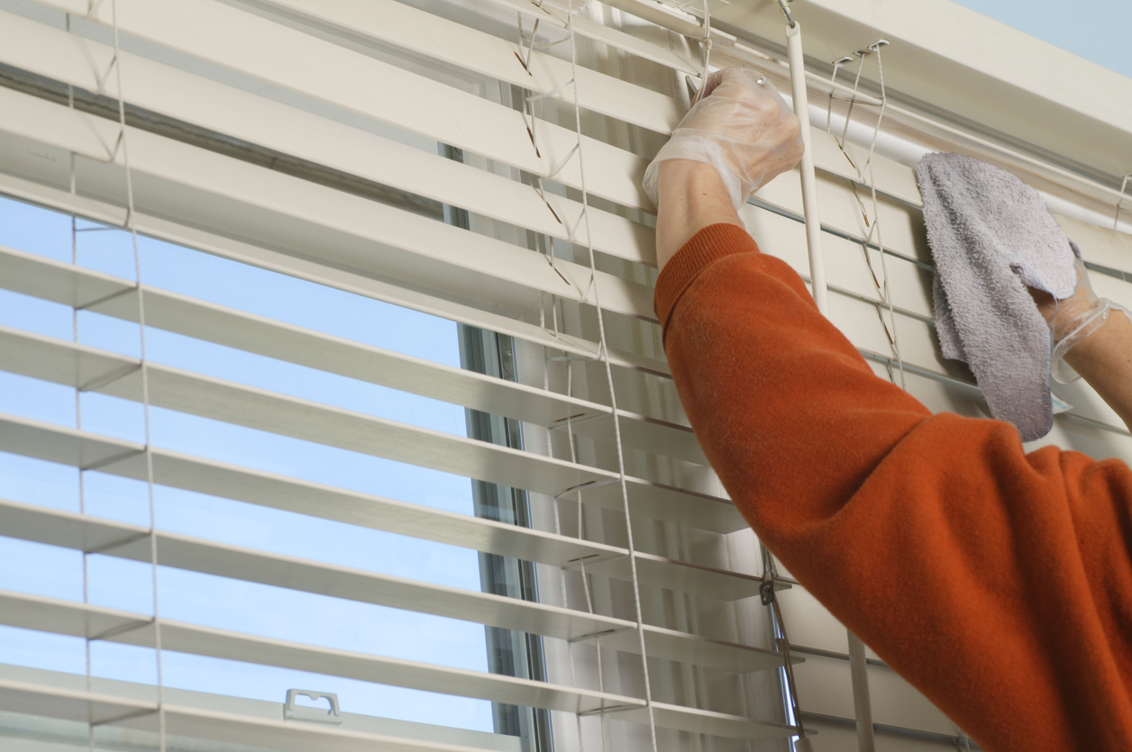 How To Clean And Care For Wooden Venetian Blinds Angel Blinds