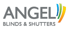 Angel Blinds and Shutters Logo